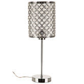 Beaded Cylinder Lamp